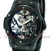 Hublot Classic Fusion 45mm Tourbillon, Skeleton Dial, Limited...