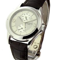 Patek Philippe 5134G-011 Travel Time 5134 White Gold - on...