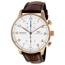 IWC Men's IW371480 Portuguese Chronograph Automatic Watch