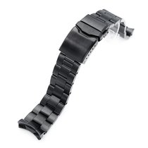 Seiko SKX007 PVD Black Replacement Oyster Bracelet