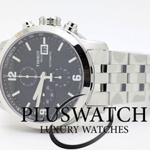Tissot PRC 200 Automatic Chronograph Black Dial T0554271105700