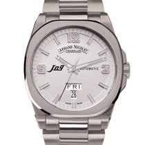 Armand Nicolet J09 Day Date Automatic 9650A-AG-M9650
