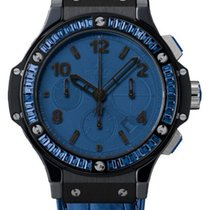 Hublot Big Bang 41mm Black Tutti Frutti · Blue 341.CL.5190.LR....