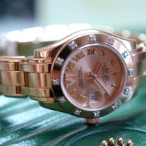 Rolex Pearlmaster Rosegold Top Zustand