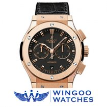 Hublot - Classic Fusion Chronograph King Gold Ref. 521.OX.1180.LR