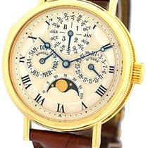 """Breguet """"Perpetual Calendar Minute Repeater"""" Strapwatch."""