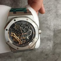 Audemars Piguet Royal Oak Double Balance Wheel  15407ST