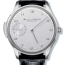 IWC Portuguese Minute Repeater 18K White Gold Men`s Watch