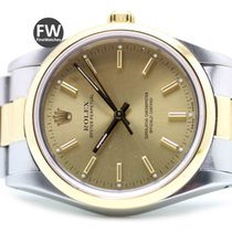 Rolex Oyster Perpetual Steel & Gold