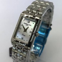Raymond Weil TANGO 5971-ST-00915 MOTHER OF PEARL DIAL WATCH