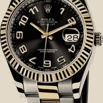 Rolex Oyster Datejust II 41mm Steel and Yellow Gold