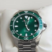 Certina DS Action GREEN DIVER