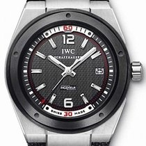 IWC Ingenieur Black Dial