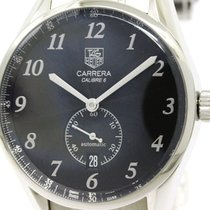 TAG Heuer Polished Tag Heuer Carrera Heritage Calibre 6...