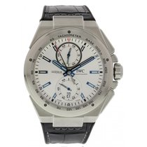 IWC Ingenieur Chronograph Racer IW378509 Stainless Steel...