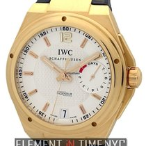 IWC Ingenieur Collection 7 Day 18k Rose Gold 46mm