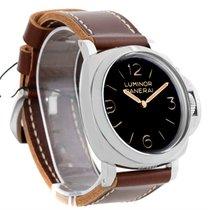 Panerai Luminor 1950 3 Days Acciaio 47mm Watch Pam00372 Unworn