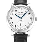 A. Lange & Söhne A  1815 Black Leather Men's Watch