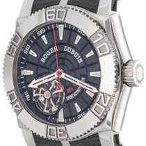 Roger Dubuis Easy Diver Tourbillon Model SE 48 02 9/0