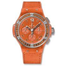 Hublot Big Bang Orange Linen 41 mm