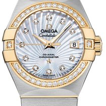 Omega Constellation Co-Axial Automatic 27mm 123.25.27.20.55.002