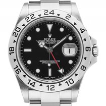Rolex Explorer II Stahl Automatik Armband Oyster 40mm Ref.1657...