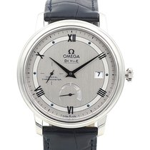 Omega De Ville 40 Automatic Power Reserve