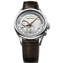Maurice Lacroix Masterpiece Worldtimer MP6008-SS001-110-2