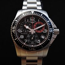Longines Conquest Split Second Chronograph New