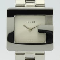 Gucci 3600 J Quartz Steel Lady