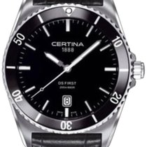 Certina DS First Ceramic C014.417.16.051.00 Chronograph Sapphire