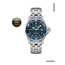 Omega Seamaster Diver 300m Stahl Quarz 28mm