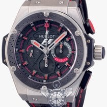 Χίμπλοτ (Hublot) King Power Formula 1 Titanium Zirconium