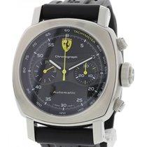 Panerai Men's  Ferrari Chronograph Stainless Steel F6656