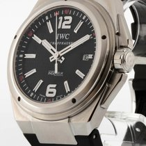 IWC Schaffhausen Ingenieur Automatic Mission Earth Stahl an...