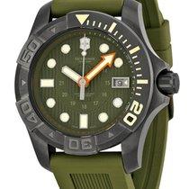 Victorinox Swiss Army Diver Master 500 PVD Steel Mens Watch...