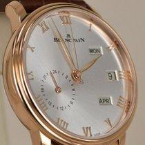Blancpain VILLERET QUANTIÈME ANNUEL GMT 6670364255