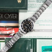 Rolex Sea Dweller Triple Six Transitional