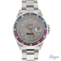 Rolex Gmt-Master Diamonds