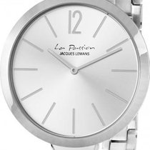 Jacques Lemans La Passion LP-115F Damenarmbanduhr flach &...