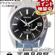 セイコー (Seiko) 【セイコー】グランドセイコー メンズ腕時計メカニカル 自動巻き デイト表示パワーリザーブ表示...