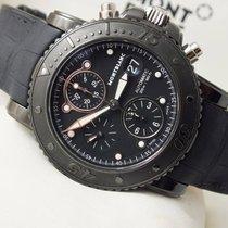 Montblanc Sport  Chronograph 44 mm Watch ref: 104279