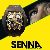 Hublot MP 06  Senna Limited Edition