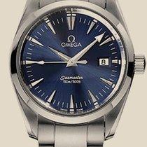Omega Seamaster Aqua Terra Quartz Steel
