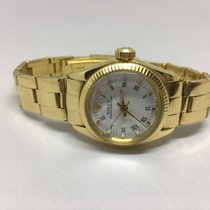 Rolex Lady-Datejust 18k Gold 6917