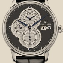 Jaquet-Droz Watch THE TIME ZONES CIRCLED SLATE