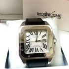 Cartier W20073X8 Santos 100 XL Large Size Automatic [NEW]