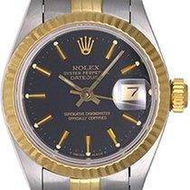 ロレックス (Rolex) Datejust 2-tone Steel & Gold Ladies Watch...