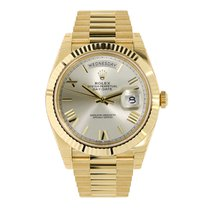 Rolex DAY-DATE 40 18K Yellow Gold President