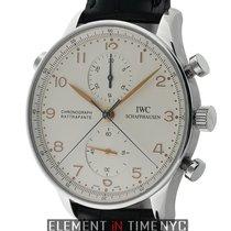 IWC Portuguese Collection Split Second Rattrapante Chronograph...
